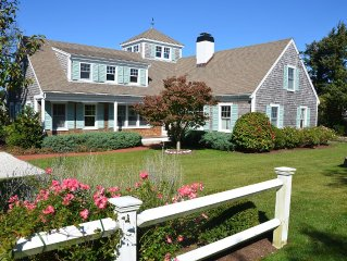 Exquisite Home With Private Beach; Within Walking Distance Of Dennis Village