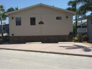 Waterfront House #192 at Long Island Village Port Isabel, TX