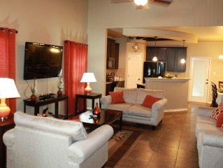Beautiful and Cozy LIMITED TIME ONLY!!  Rent 3 or more days and get 1 day FREE!