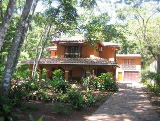 Casa de La Vida Grande: A Tropical Paradise in Playa Grande