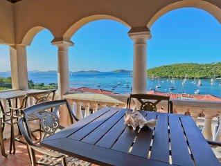 Palmetto at Grande Bay - Best View in Cruz Bay!!