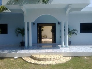 Best fully equipped home in Negril