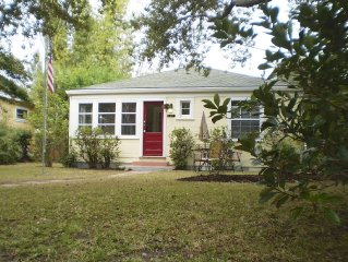 Charmingly Restored Cottage, near Gulfport Beach!