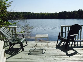 Moose Pond Waterfront- Loon Cove Cottage For Lake And Ski