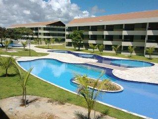 Flat em Resort Praia dos Carneiros