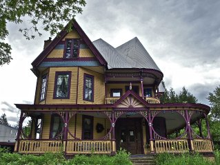 Beautiful historic mansion built in 1897