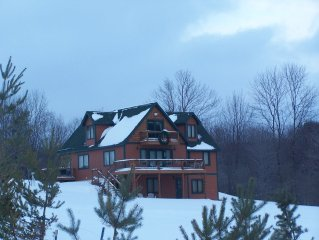 Ellicottville  Mountaintop Retreat