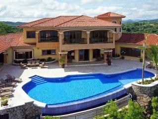Luxurious Hilltop Villa RocMar