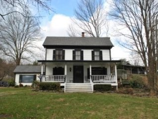 Historic 1800s Farmhouse