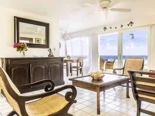 Ocean's Edge Luxury 'Kathryn's Joy' Oceanfront Condo / FEMA welcomed