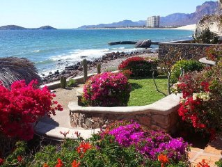 Oceanfront Paradise...3 Bedrooms, 2.5  Baths...On The Sea Of Cortez