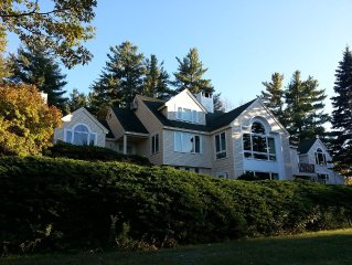 Family-friendly White Mts. Home Close To Lakes Available June-September