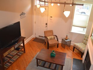 Spacious Home W/ Deck In Walking Distance To Camden Yards & Inner Harbor