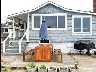 Buzzard's Bay Waterfront Cottage