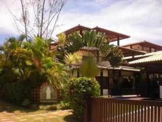 Lindo Village com excelente localizacao, com 2 suites e 2 varandas - Completo
