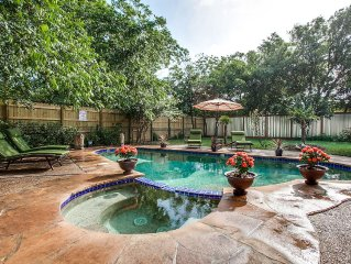 Private 3bd 2bath with Pool