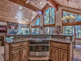 Tahoe Incline Family Fun House, Man Cave/Game Room, Pool & Slots, Sleeps 20