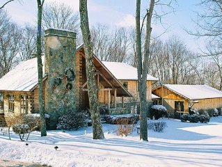 December Weekends Available, Christmas Getaway!  Indoor Pool, Hiking Trail