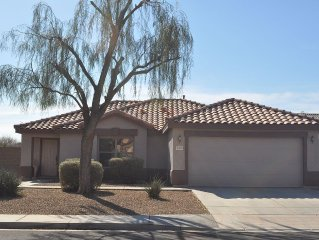 Amazing 3 Bed 2 Bath Home! East Valley!