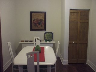 In The Heart Of Quebec City - Great 51/2 Condo (week/month/year)