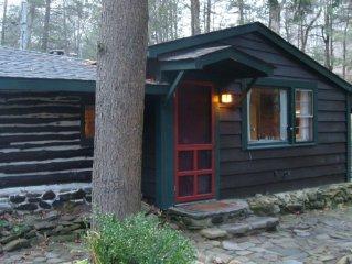 Get cozy at Big Al's Poconos Creek House - Wireless DSL & Trout!!