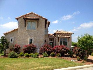 Luxury Private Exclusive Fazio Golf Club Villa in San Antonio