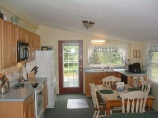 Quiet/Clean/well furnished Village Cottage With Acadia All Around You