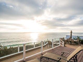 Enjoy Amazing Views And Cool Coastal Breezes Thro