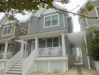 Beach House 3 blocks from beach and boardwalk Available NOW!!