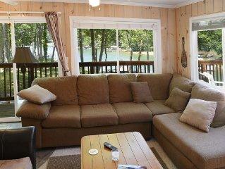 LaSota Cottage In The Mountain Preserve At Smith Mountain Lake