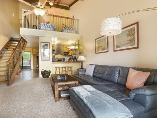 Prime Location At Kuilima West  - 1st Tee   Modern, Cozy, Quick walk to Beach!!
