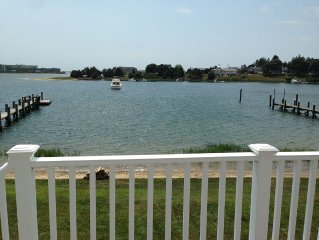 Private beach and dock, 4 Bedroom, 1.5 bath, open water access