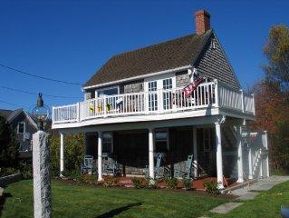 Waterfront Maine Dream Cottage
