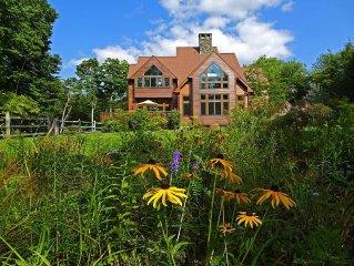 Luxury Spacious Home Less Than A Mile From Sugarbush Mountain