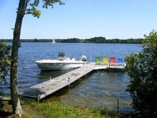 Vacation Lakefront Retreat