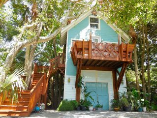 Folly Beach Tree House  **SUPER WINTER RATES SPECIAL FOR DEC JAN FEB**