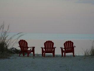 Chesapeake Bay Luxury Beachfront Retreat