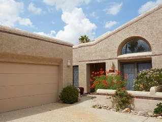 ANZA BORREGO DESERT HOME in Private Gated Golf Community of Rams Hill