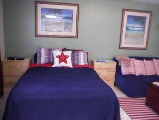 Gulport Florida Beachfront Condo Rental