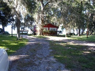 Lake House In Dade City, FL