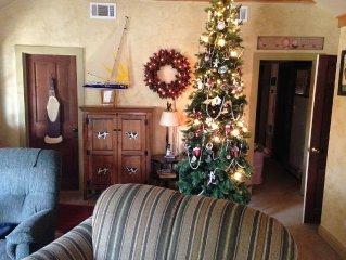 CHRISTMAS COTTAGE ALL YEAR LONG 1464 Hartsville New Marlborough Rd