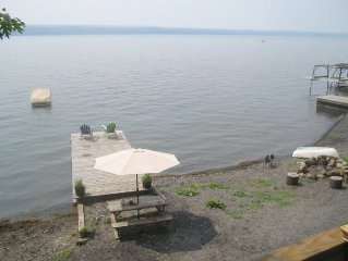 Lakeside Home with Sunset View in Wine Country, 2 Kayaks & Peddle Boat