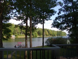 Lake Toxaway Lake Front - Great for Families
