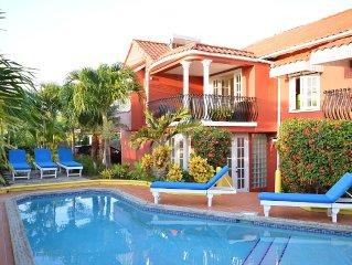 Villa Amarillo luxury ocean view 4bedroom4 bathroom