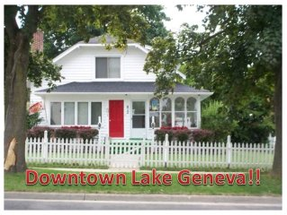 Specials!!  We Rent FUN!! Downtown Lake Geneva!! Get a Blast from the Past!!
