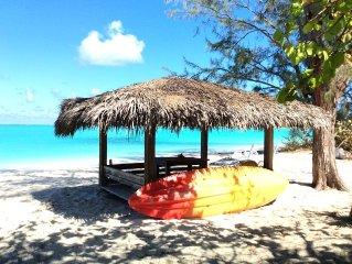 Bahama Breeze BEACHFRONT! Family & Couples Getaway incl. Kayak + Paddle Board