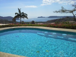 Quiet, Peaceful Mountain Top Villa With Breathtaking Ocean Views And Sunsets