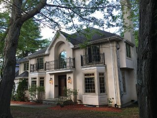 Large Luxury Rental with in-ground pool in Newton