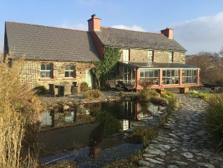 Luxury House In Idyllic Location Very Close To Schull & Ballydehob