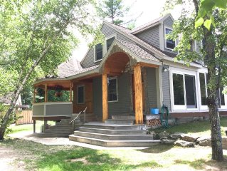 The best comfort, luxury, scenery, water access, appointments on Ossipee Lake